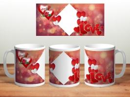 Кружка Love №5