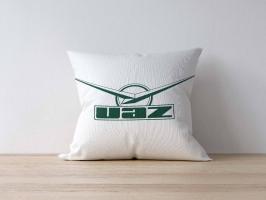 Подушка с логотипом УАЗ