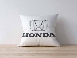 Подушка с логотипом HONDA