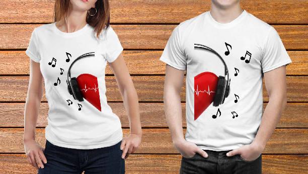 Парные футболки №7