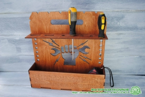 Коробка - Инструменты настоящего мужчины