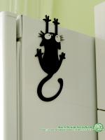 Котик на холодильник